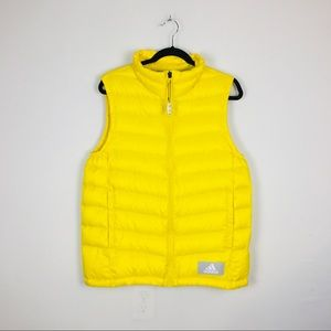 NWT Adidas Climaproof Down Filled Puffer Vest